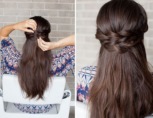 8-half-up-braided-hairstyle-for-thick-hair