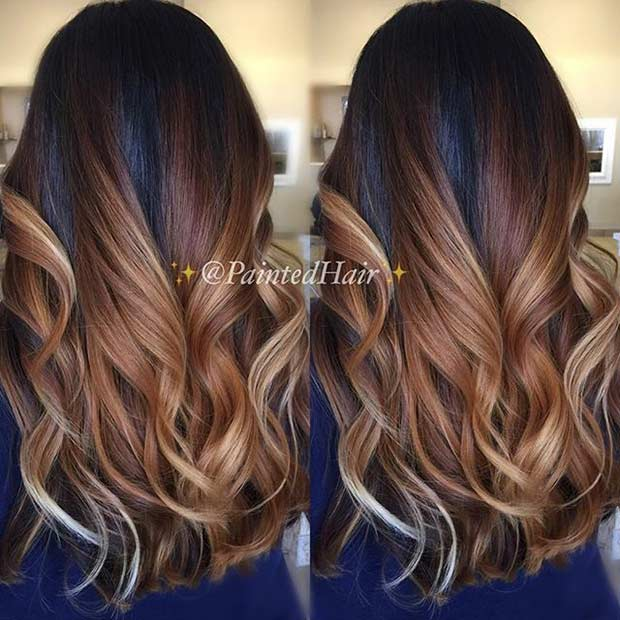 21 Stunning Summer Hair Color Ideas Page 10 Foliver Blog