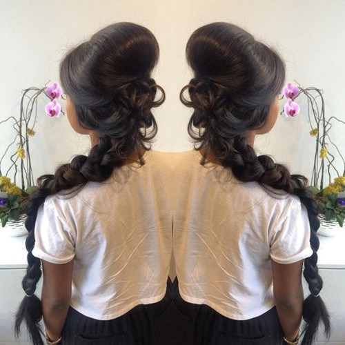 1-long-messy-braid-with-a-bouffant