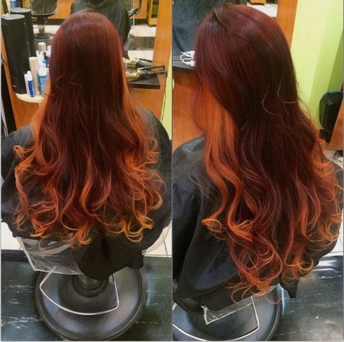 20 Awesome Fall Hair Colors for Different Lengths and Hair Types ...