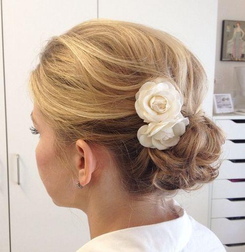 1-wedding-bun-for-shorter-hair