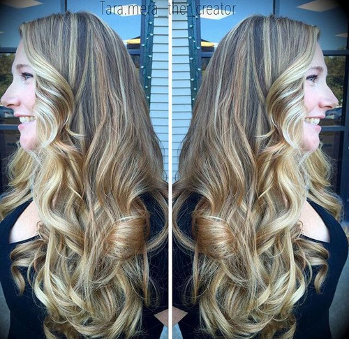 10 cool blonde highlights for light brown hair