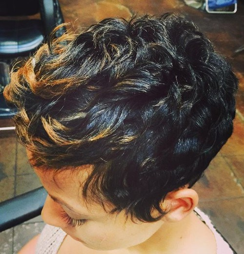 16-brunette-pixie-with-balayage-for-curly-hair