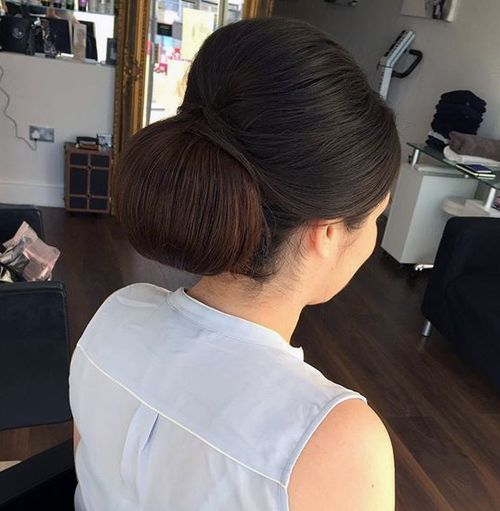 4-sleek-formal-bouffant-chignon