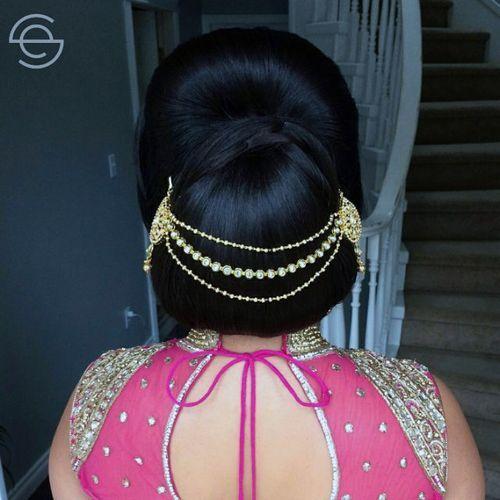 5-Indian-style-chignon