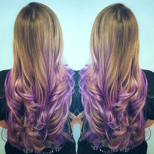6-brown-to-lavender-ombre-for-long-hair