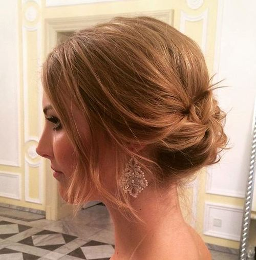 6-loose-low-updo-for-short-hair