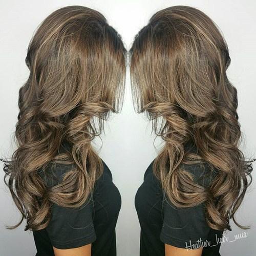 8 cool toned medium brown
