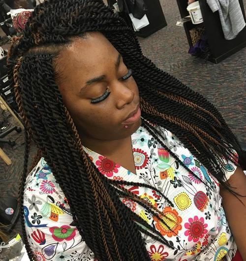 9-Senegalese-twists-with-highlights-and-side-part