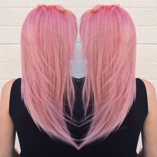 9-pastel-pink-layered-hairstyle