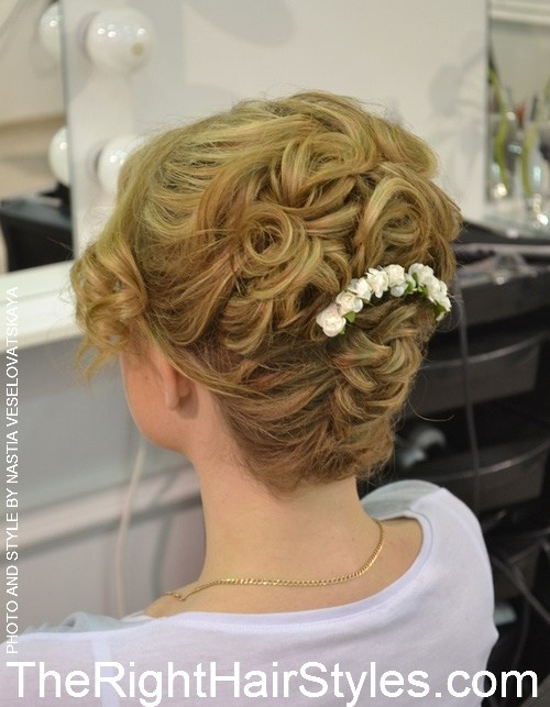 1 1 curly messy updo
