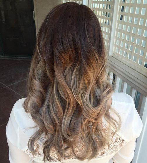 40 glamorous ash blonde and silver ombre hairstyles � page
