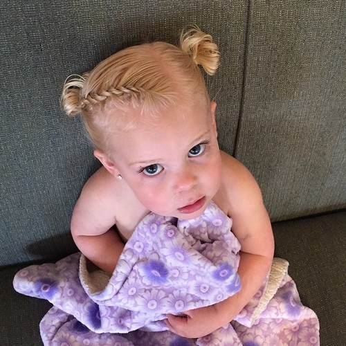 20 Super Sweet Baby Girl Hairstyles – Page 15 – Foliver blog