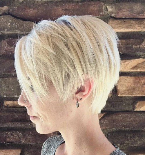 ... Shaggy, Messy, Spiky, Choppy Pixie Cuts – Page 15 – Foliver blog