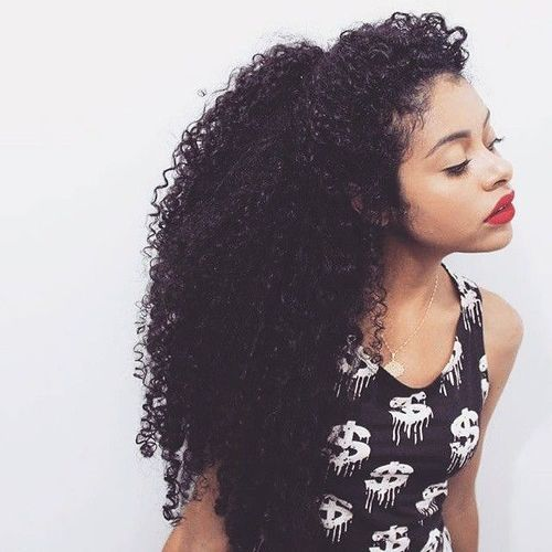 15 stunning ponytail for natural hair