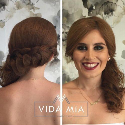 30 side braid for medium hair