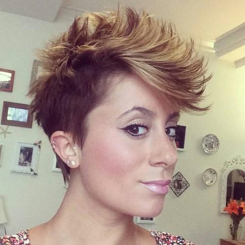 50 Edgy Shaggy Messy Spiky Choppy Pixie Haircuts