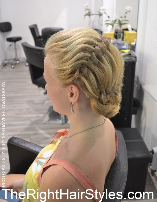 7 1 formal braided updo