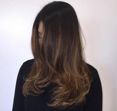 Sexy hair color