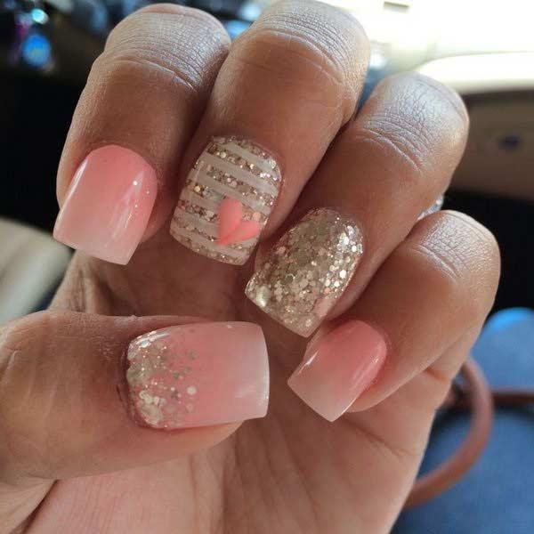 8 wedding nail art designs