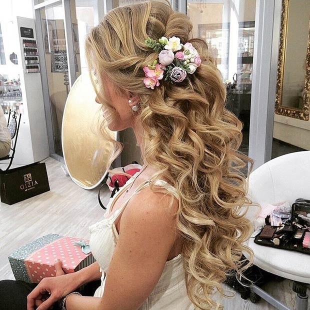 Wedding Hairstyles Page 3 Foliver Blog