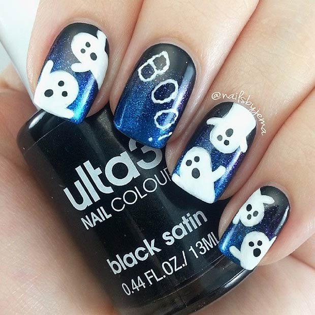11 Ghosts – Boo!