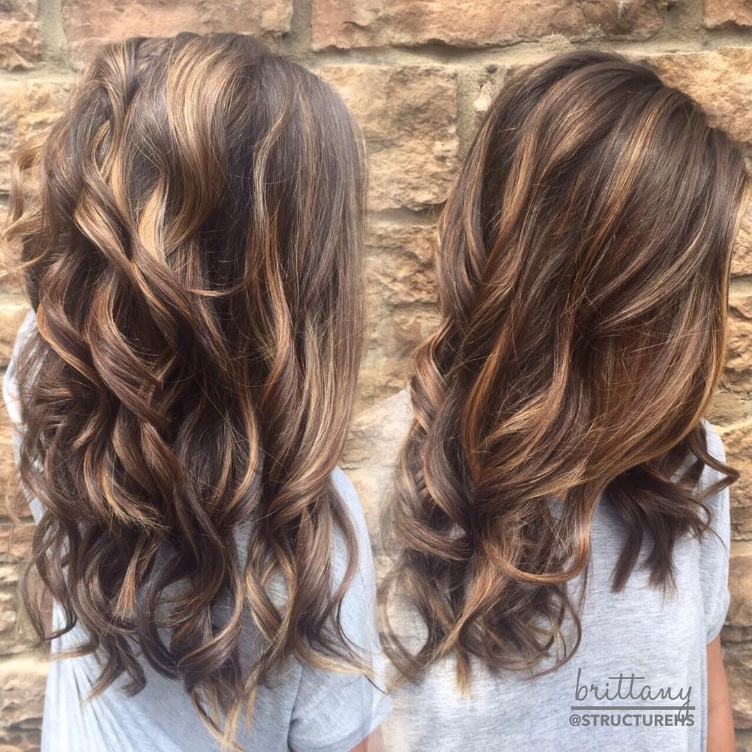 Brunette Hair Color With Caramel Highlights Find Your Perfect Hair