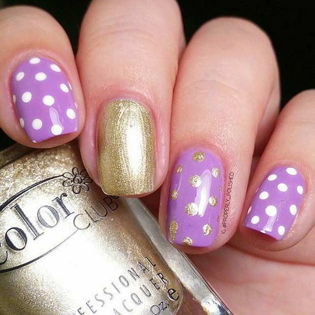 55 Super Easy Nail Designs Page 33 Foliver Blog