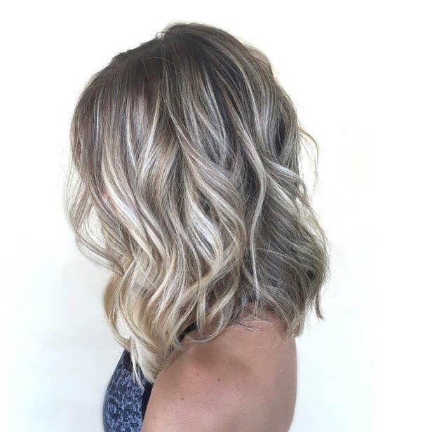 47 Hot Long Bob Haircuts and Hair Color Ideas – Page 37 – Foliver blog
