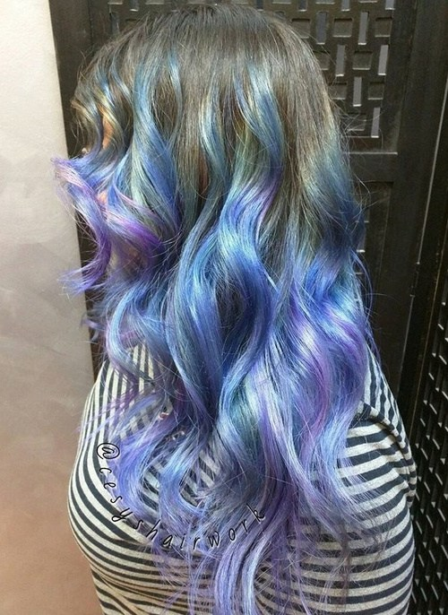 40 Cool Ideas Of Lavender Ombre Hair And Purple Ombre Page 5