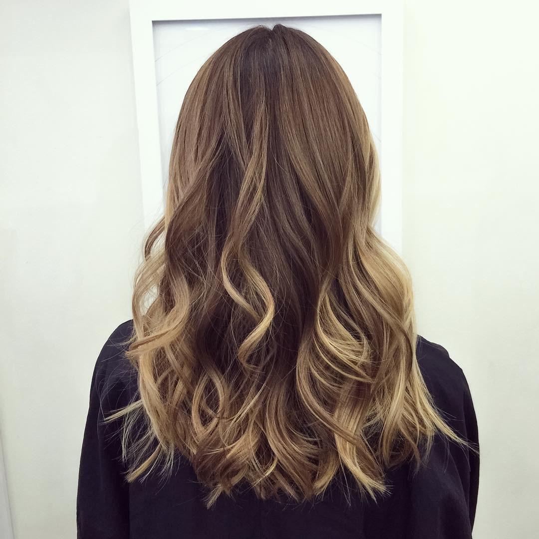 60 Balayage Hair Color Ideas with Blonde, Brown, Caramel ...