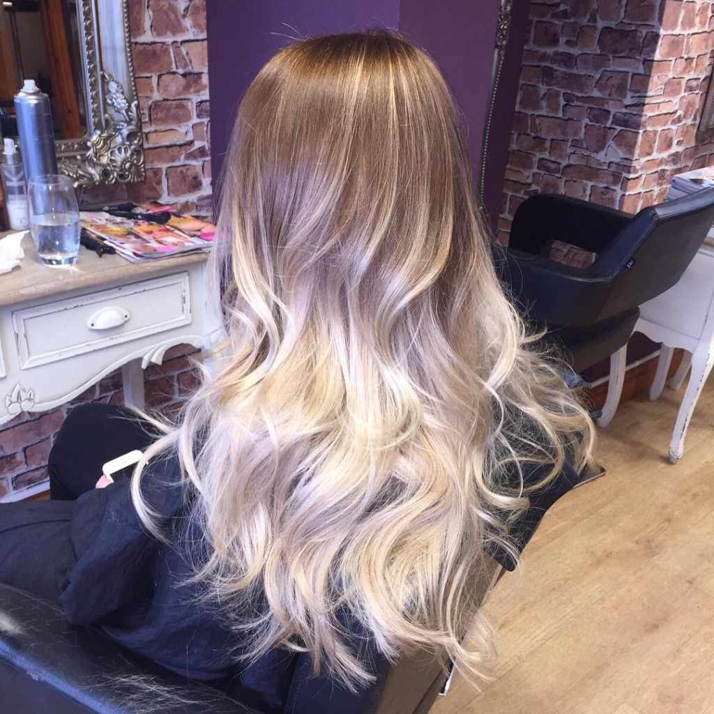 Astonishing Platinum Blonde Highlights Inspiration For Age Dark Hair Pictures On Brown Images