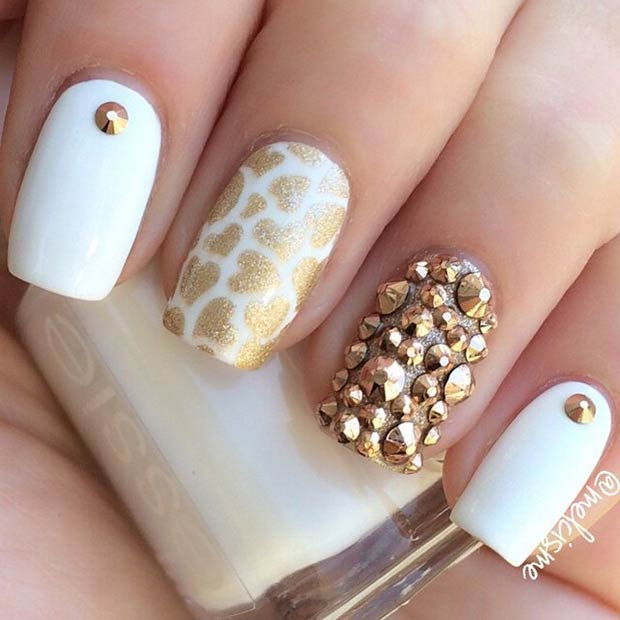 50 Best Nail Art Designs From Instagram Page 10 Foliver Blog