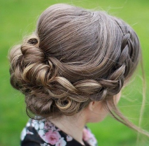 10 ultimate elegant updo