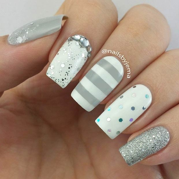 50 Best Nail Art Designs From Instagram Page 14 Foliver Blog
