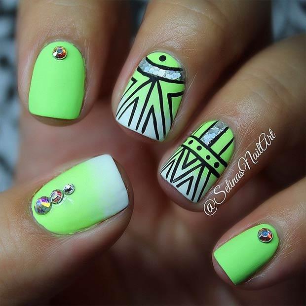 15 Lime Green Design