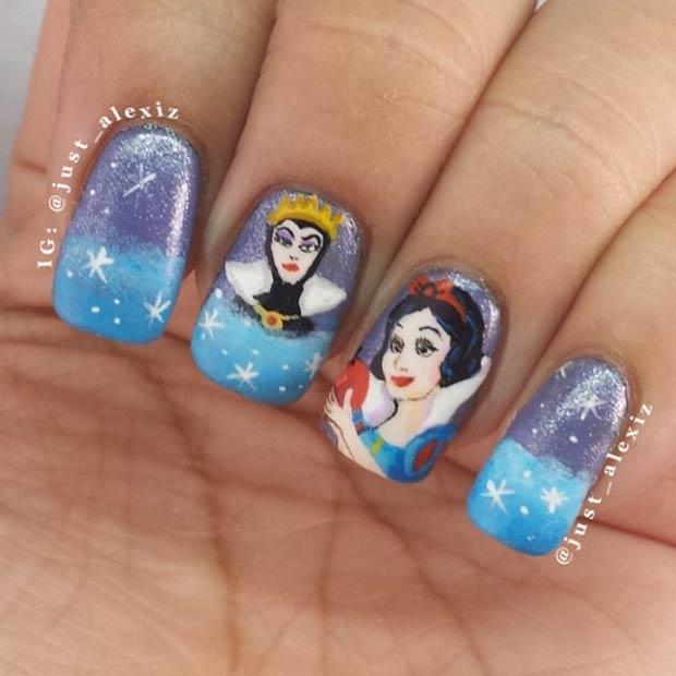 15 Snow White
