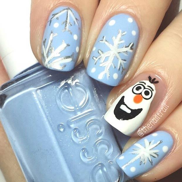 21 Super Cute Disney Nail Art Designs – Page 17 – Foliver blog