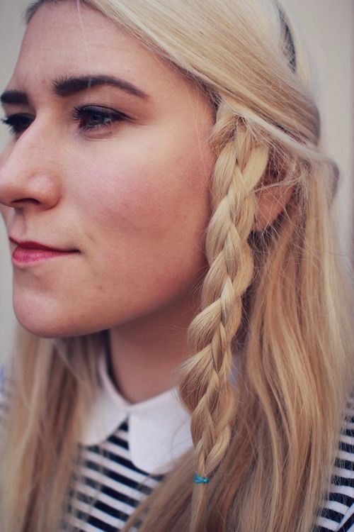 18 Easy Braid Hairstyle