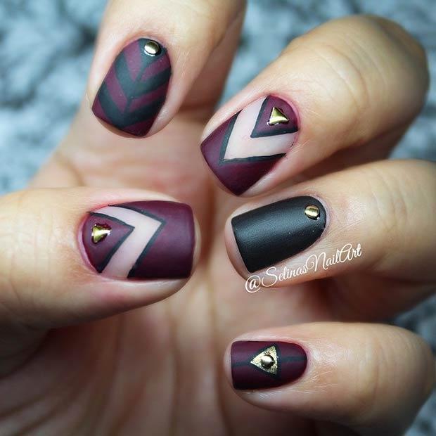 50 Best Nail Art Designs from Instagram – Page 2 – Foliver blog