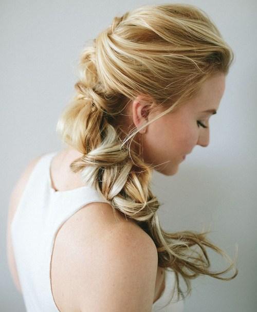 2 romantic twist hair formal updo