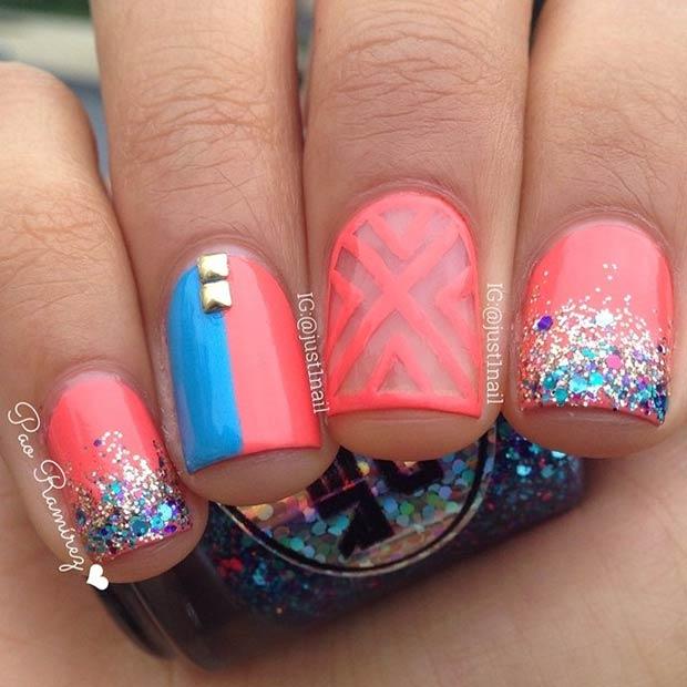20 Cool Nail Design