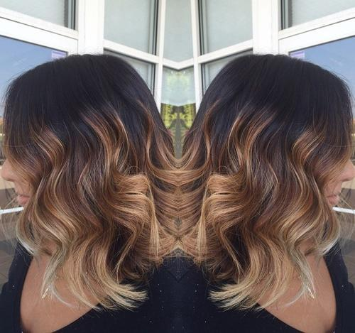 40 Gorgeous Wavy Bob Hairstyles With An Extra Touch Of