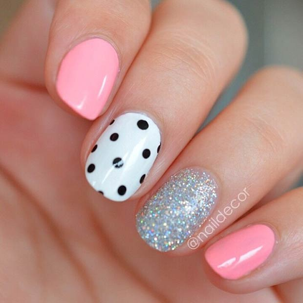 50 Best Nail Art Designs From Instagram Page 3 Foliver Blog