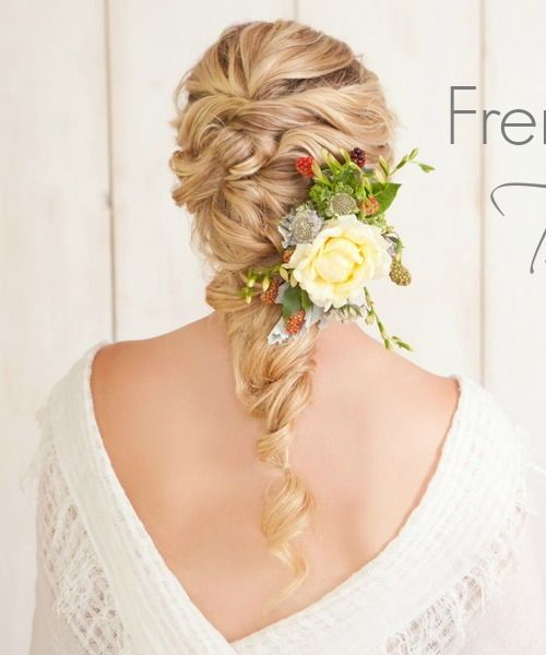 34 the french braid twist hairstyle