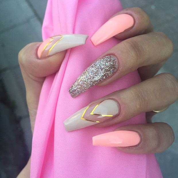 50 Best Nail Art Designs From Instagram Page 41 Foliver Blog