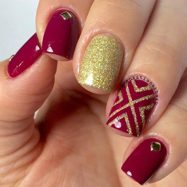 50 Best Nail Art Designs from Instagram – Page 45 – Foliver blog