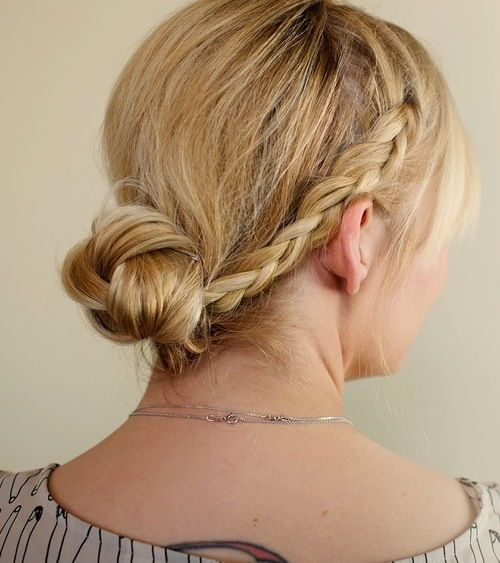 42 Quick And Easy Hairstyle For Busy Women