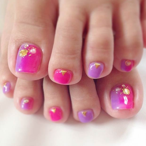 8 Pink and Purple Design