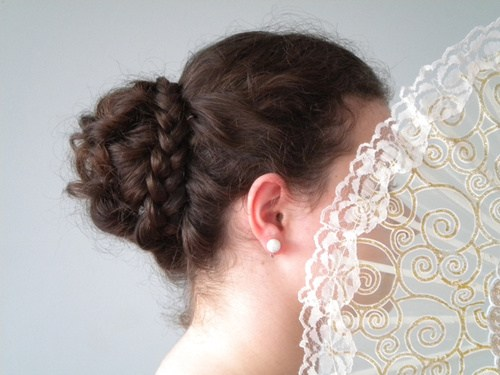 8 regency ball elegant updo